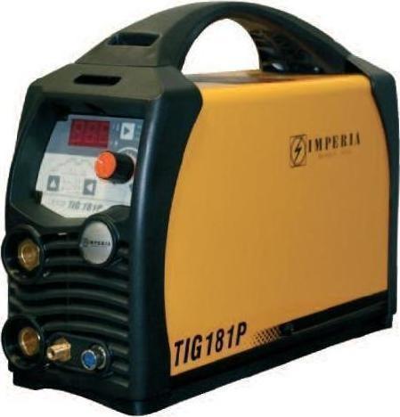 Ηλεκτροκόλληση Imperia TIG & MMA Inverter TIG 201 P 65648