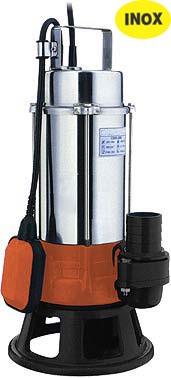 Υποβρύχια Αντλία Ακάθαρτων Υδάτων : KSS-200