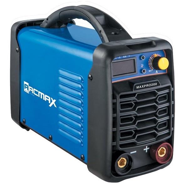 Ηλεκτροκόλληση Arcmax Ηλεκτροδίου Inverter Maxxpro 200