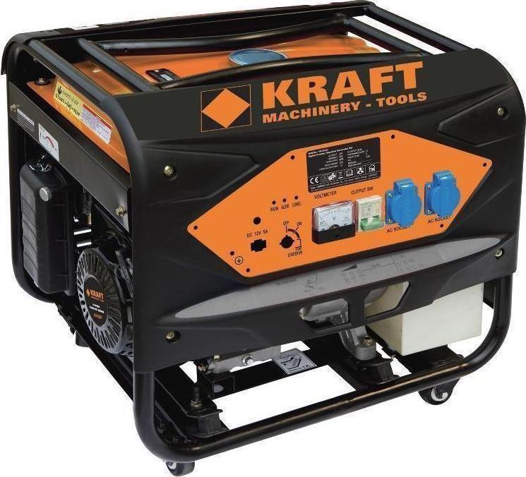 Ηλεκτρογεννήτρια Βενζίνης Kraft Inverter YK 3200i 63758