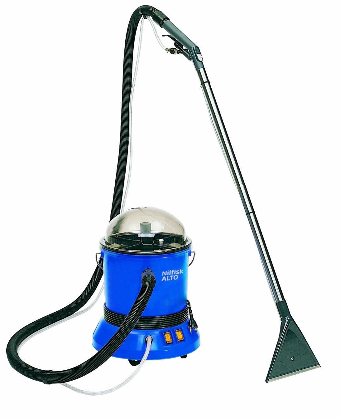 Μηχανή Πλύσης Στέγνωσης δαπέδου - υφασµάτων HOME CLEANER