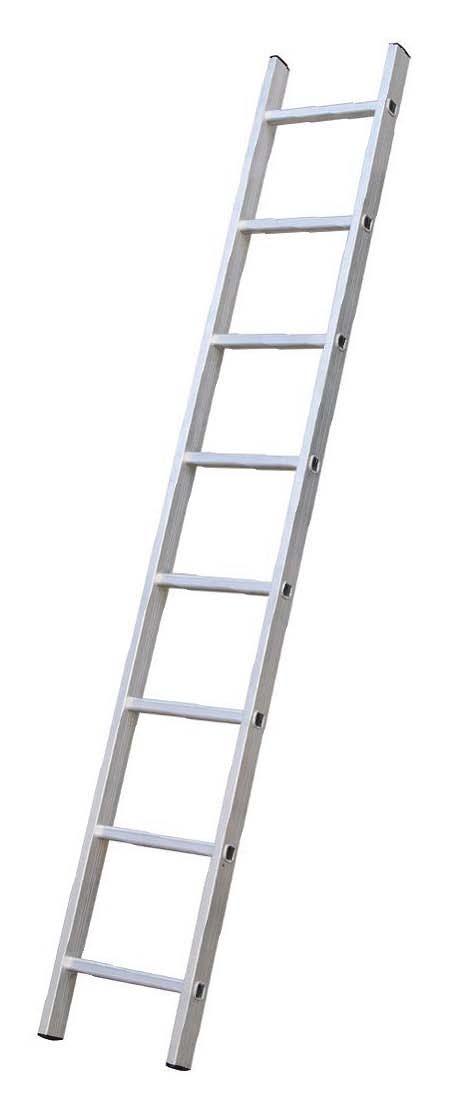 Σκάλα Αλουμινίου Μονή BULLE S7