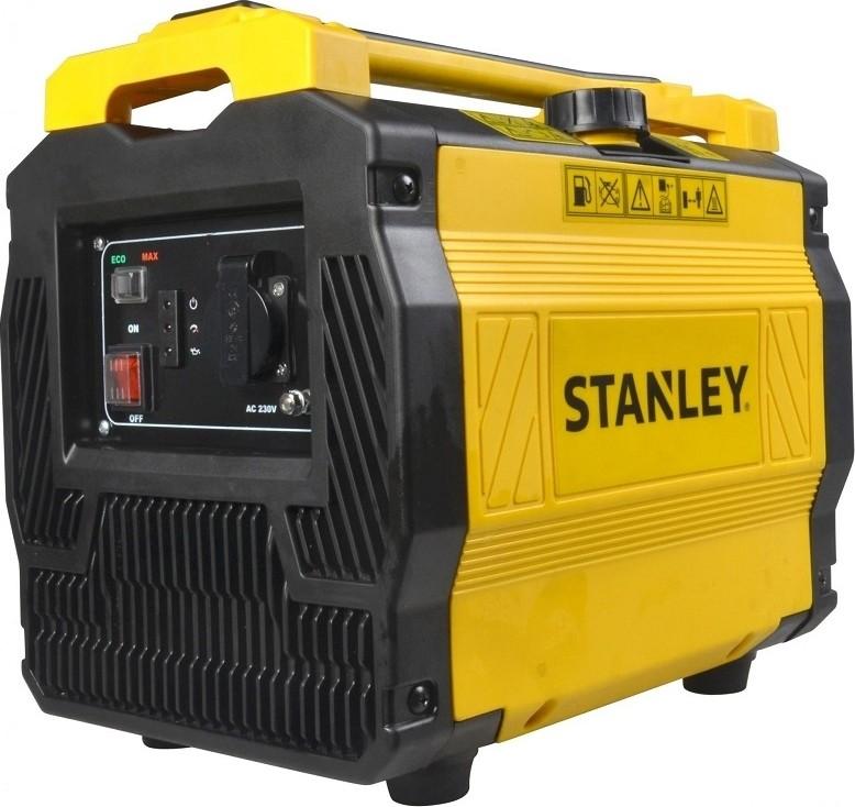 Ηλεκτρογεννήτρια Βενζίνης Stanley Inverter SIG1200S 53,5cc