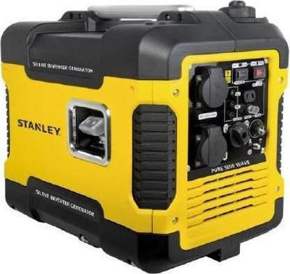 Ηλεκτρογεννήτρια Βενζίνης Stanley Inverter SIG1900S 79,8cc