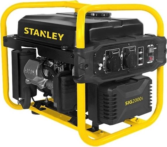 Ηλεκτρογεννήτρια Βενζίνης Stanley Inverter SIG20001 119cc