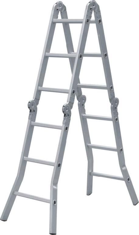 Πολυμορφική Σκάλα BULLE SP 4x3