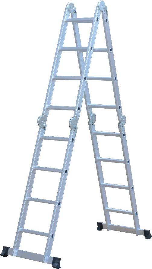 Πολυμορφική Σκάλα BULLE SP 4x4