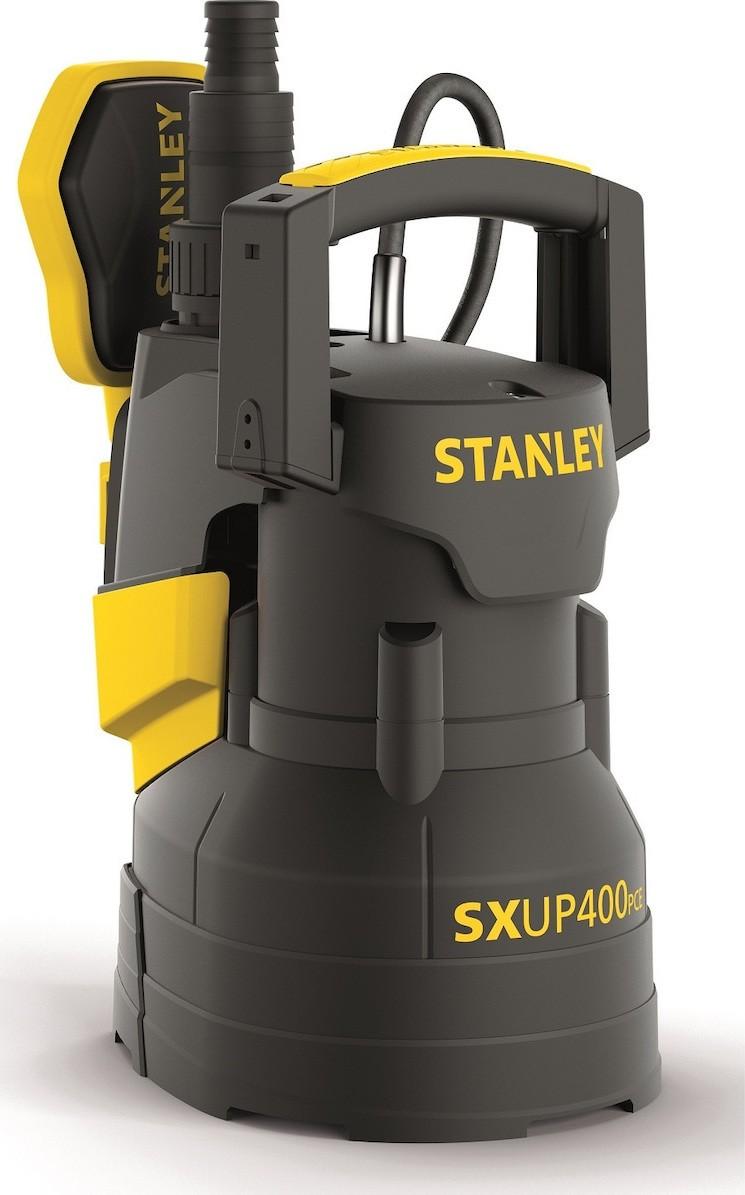 Υποβρύχια Αντλία Ομβρίων Υδάτων Stanley 400W SXUP400PCE