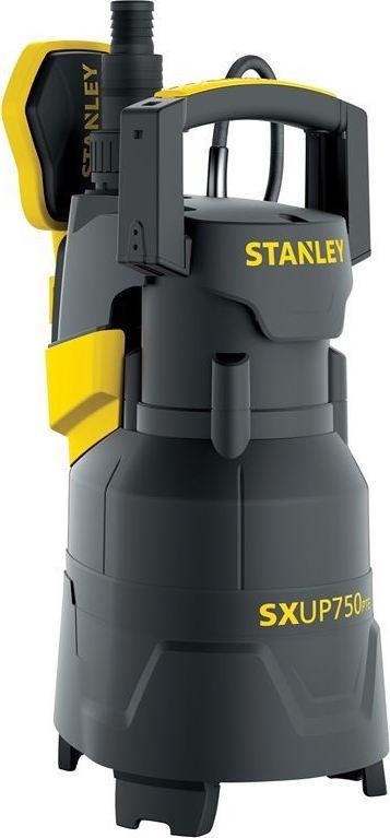 Υποβρύχια Αντλία Ακάθαρτων Υδάτων Stanley 750W SXUP750PTE