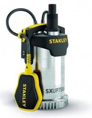 Υποβρύχια Αντλία Ομβρίων Υδάτων Stanley 750W SXUP750XCE