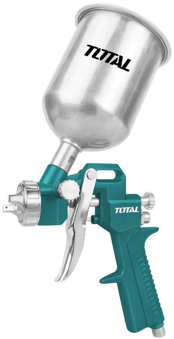 Πιστόλι Βαφής Total 400cc TAT10401