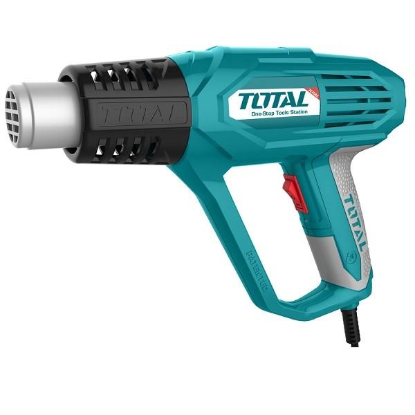 Πιστόλι Θερμού Αέρα Total 2000W TB1206
