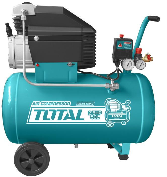 Αεροσυμπιεστής Total 2.5 / 50L TC125502