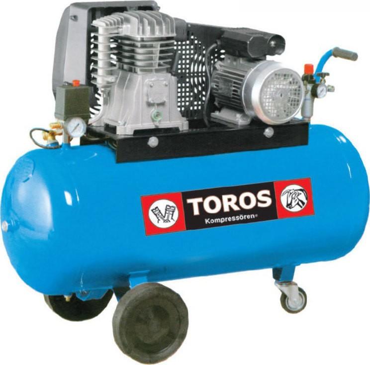 Αεροσυμπιεστής Toros 3HP / 150L 602010