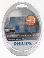PHILIPS ΣΕΤ H3 DIAMOND VISION