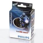 PHILIPS ΛΑΜΠΑ H4 12V MotoVision