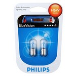 PHILIPS ΛΑΜΠΑ H6W BV SET 12V/6W