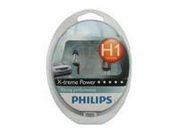 PHILIPS SET H1 12V 55W X-TREME POWER