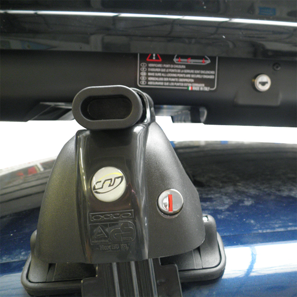 Kit Μπάρες - Πόδια για Mondeo 4D 2007-2014