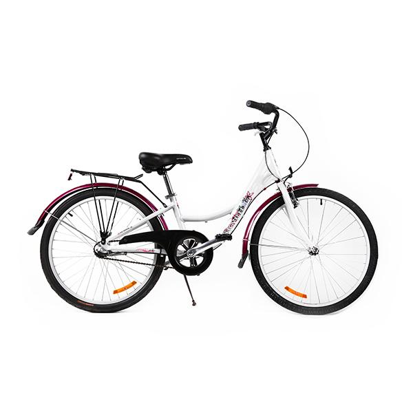 Ποδήλατο SKYRIDE 24 Nexus3 Λευκό
