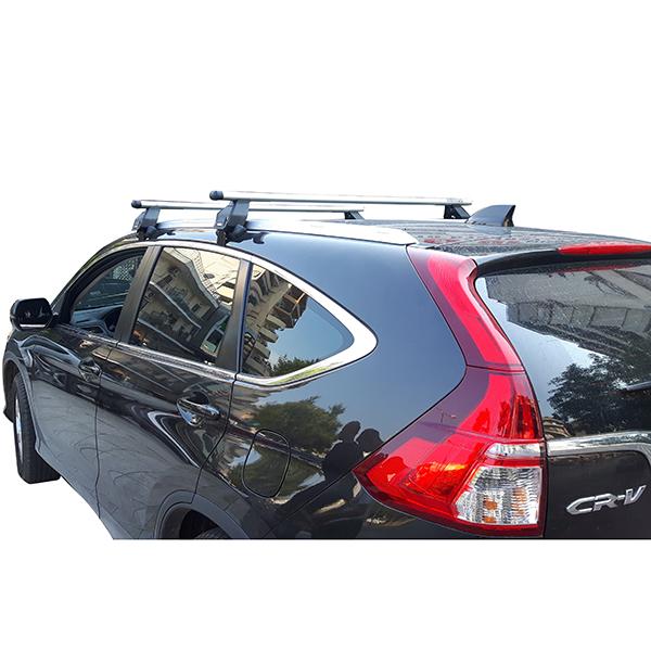 Kit Μπάρες Αλουμινίου - Πόδια για Honda CRV 2015+.
