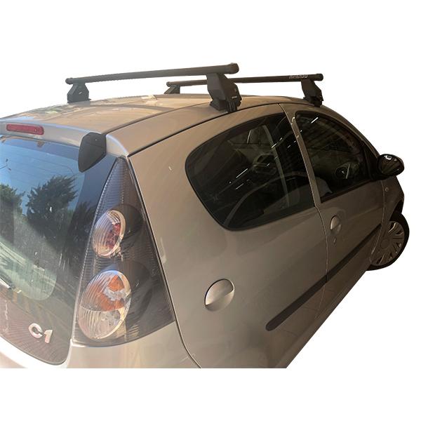 Kit Μπάρες ΜΕΝΑΒΟ - Πόδια για Citroen c1 5doors 2005-2014