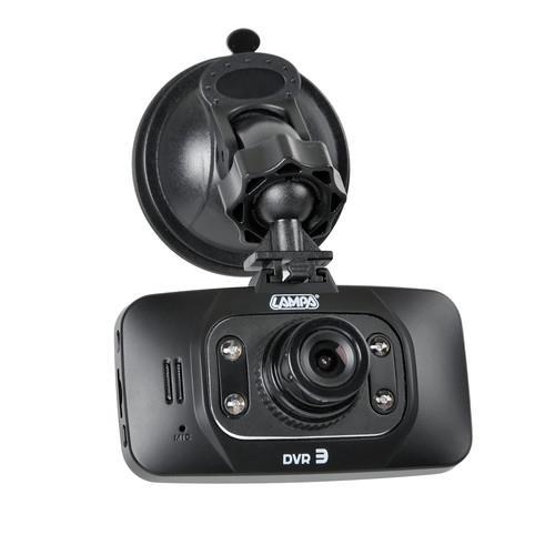 Κάμερα Αυτοκινήτου DVR-3 με οθόνη 1080PIXEL 2,7'' LCD 12V 88x37x50mm
