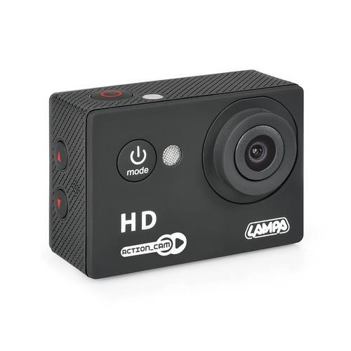 Κάμερα Sports ACTION-CAM1 Αδιάβροχη με οθόνη 720PIXEL 2,0'' LCD 60x32x42mm