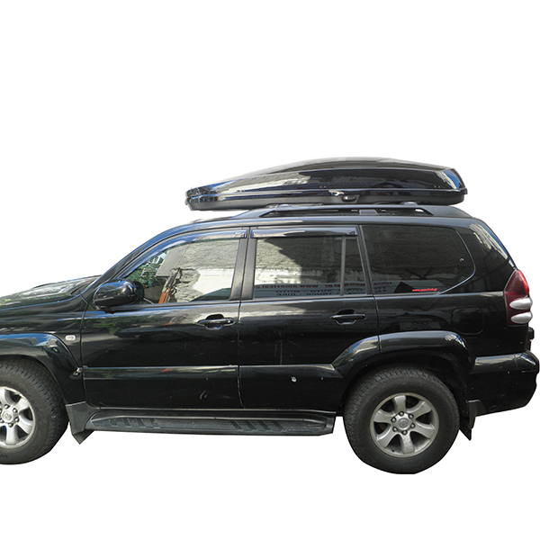 Kit Μπάρες WHISPBAR - Πόδια - Μπαγκαζιέρα WHISPBAR 500L FULL-SIZE WB753 για Toyota Land Cruiser 2002-2009