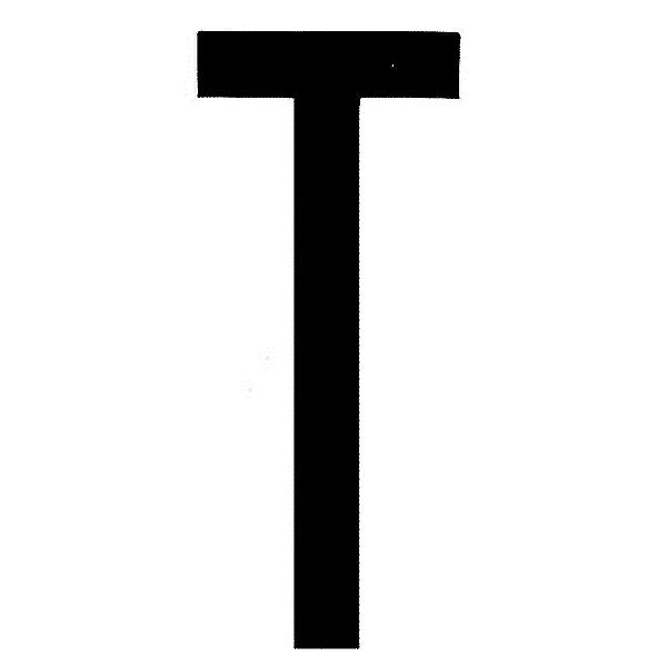 """ΑΥΤΟΚΟΛ. ΓΡΑΜΜΑ ΠΙΝΑΚΙΔΩΝ """"T"""""""