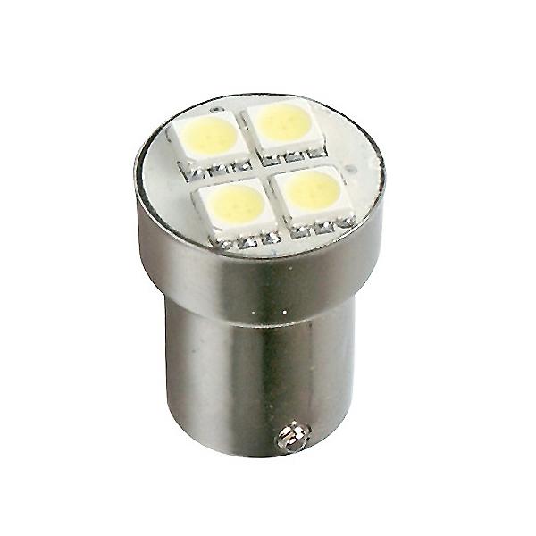 ΛΑΜΠΑΚΙ 24V 4 SMD MULTI-LED BA15s