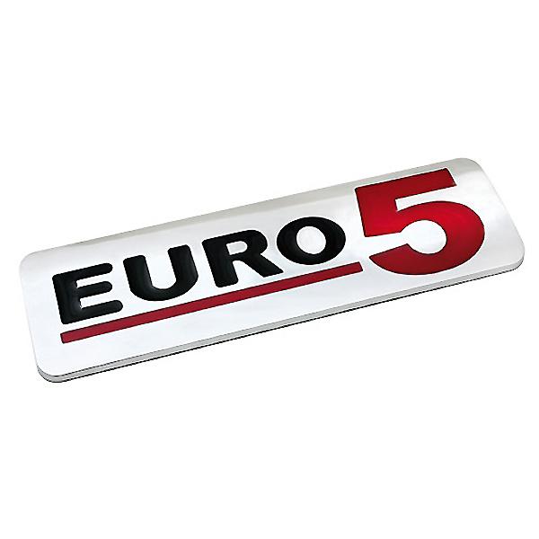 ΜΕΤΑΛΛΙΚΟ ΑΥΤΟΚΟΛΛΗΤΟ 3D EURO5