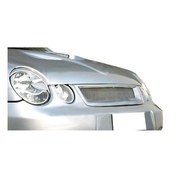 ΜΑΣΚΑ ΚΕΝΤΡΙΚΗ VW POLO 9N 10/01-8/05 ΜΕ ΣΙΤΑ ΑΛΟΥΜΙΝΙΟΥ