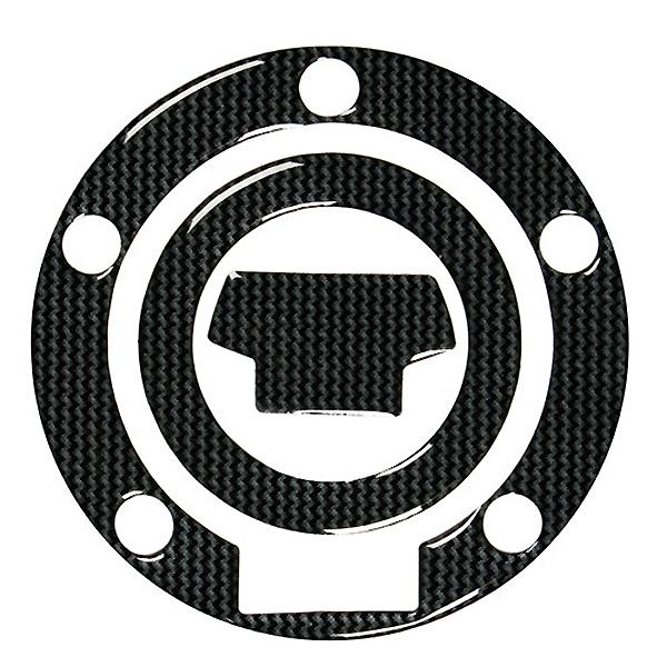 Aufkleber Tankdeckel YAMAHA Tank CARBON 014