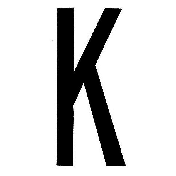 """ΑΥΤΟΚΟΛ. ΓΡΑΜΜΑ ΠΙΝΑΚΙΔΩΝ """"K"""""""