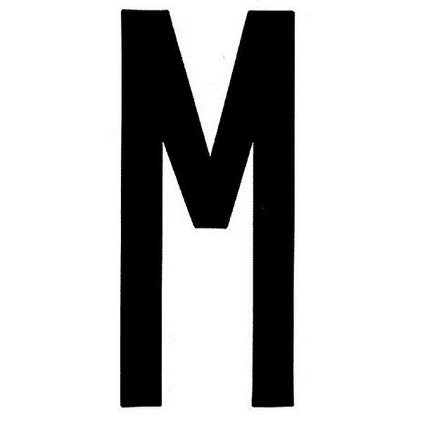 """ΑΥΤΟΚΟΛ. ΓΡΑΜΜΑ ΠΙΝΑΚΙΔΩΝ """"M"""""""