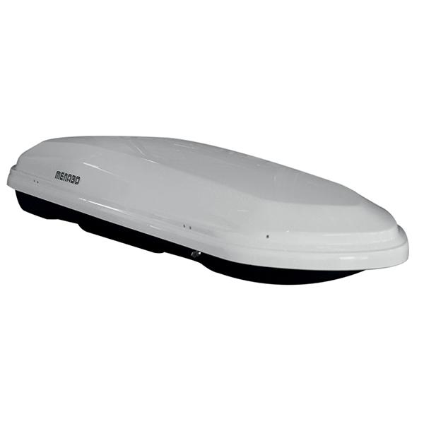 Μπαγκαζιέρα Οροφής DIAMOND 450 Λευκή ΔΙΠΛΟ ΑΝΟΙΓΜΑ