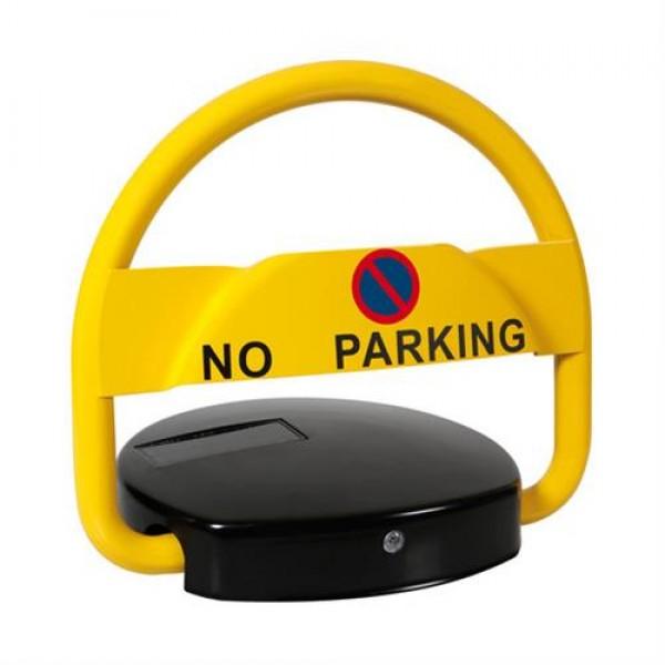 Πέταλο πάρκινγκ Κίτρινο με κοντρόλ αποδέσμευσης και μπαταρία και ηλιακό πάνελ