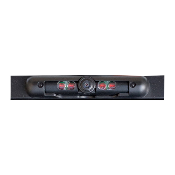 Σύστημα παρκαρίσματος με 4 LED και τοποθέτηση στη πινακίδα (HD Camera)