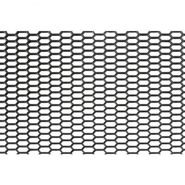Σίτα Πλαστική - Μαύρη Κυψελωτή SMALL 8x18mm 120x40cm