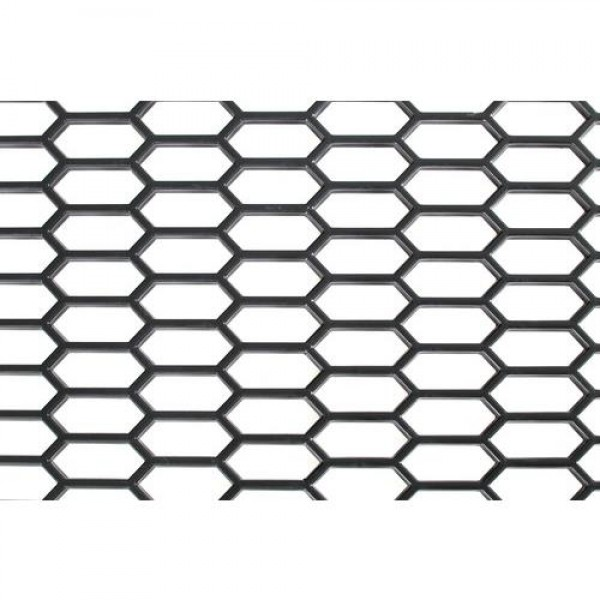 """Σίτα Πλαστική - Μαύρη Μεγάλη Κυψελωτή """"LARGE """" 15x35mm 120x40cm"""