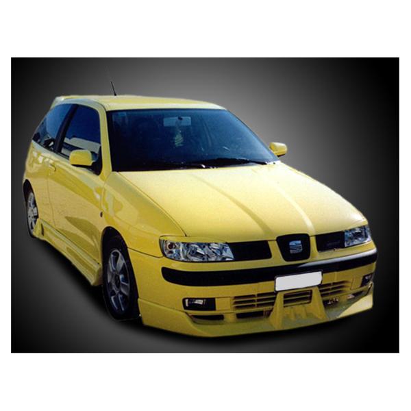 SEAT IBIZA MK2 FACELIFT 1999 - 2002 ΕΜΠΡΟΣ SPOILER ΠΛAΣΤΙΚΟ