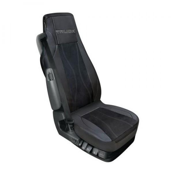 Κάλυμμα Καθίσματος Φορτηγού LUANA Γκρι Ραφή