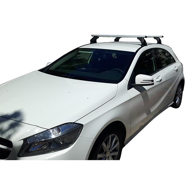 Kit Μπάρες Αλουμινίου - Πόδια για Mercedes A classe W176 2012+
