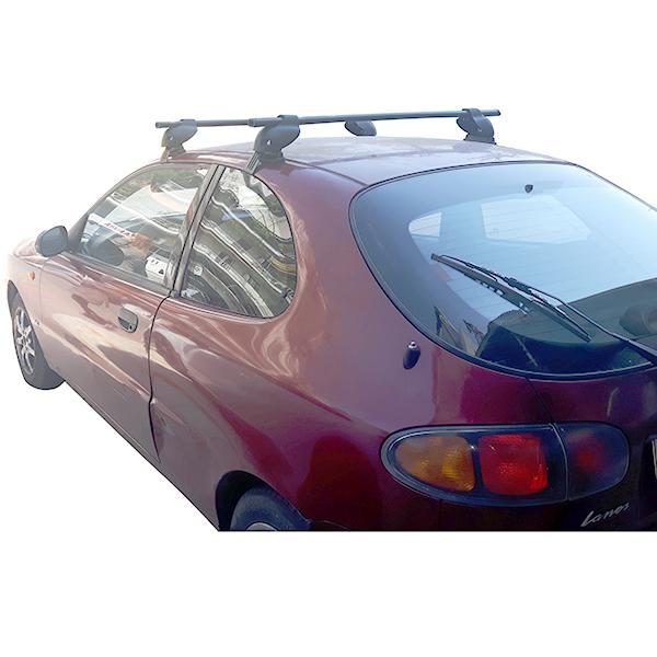 Kit Μπάρες - Πόδια για Chevrolet Lanos 3 doors 1997+