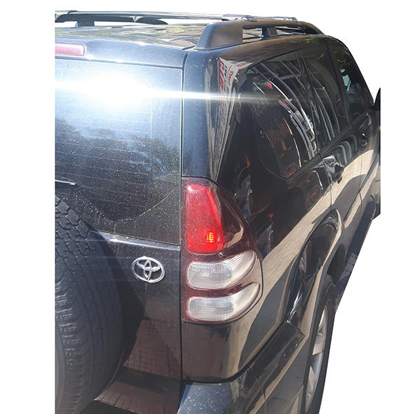 Kit Μπάρες - Πόδια για Toyota Land Cruiser 2002-2009