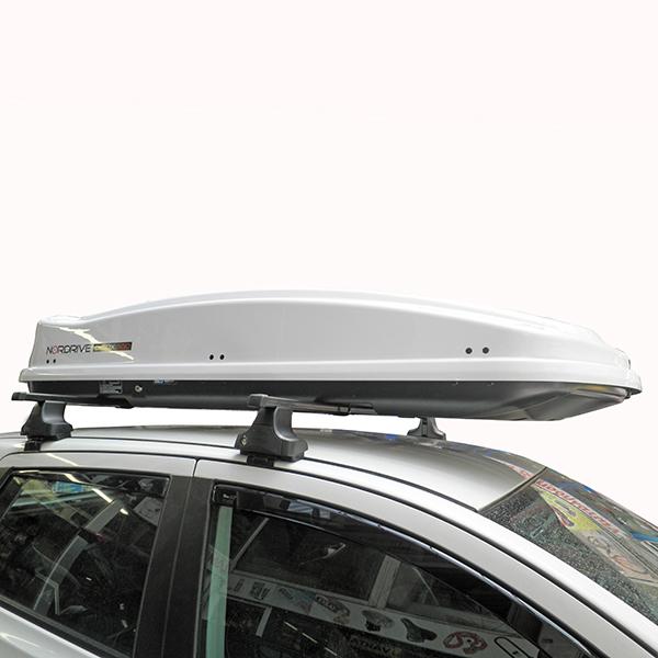 Kit Μπάρες - Πόδια - Μπαγκαζιέρα Nordrive D-Box 530 530lt N60023 για NISSAN QASHQAI '13