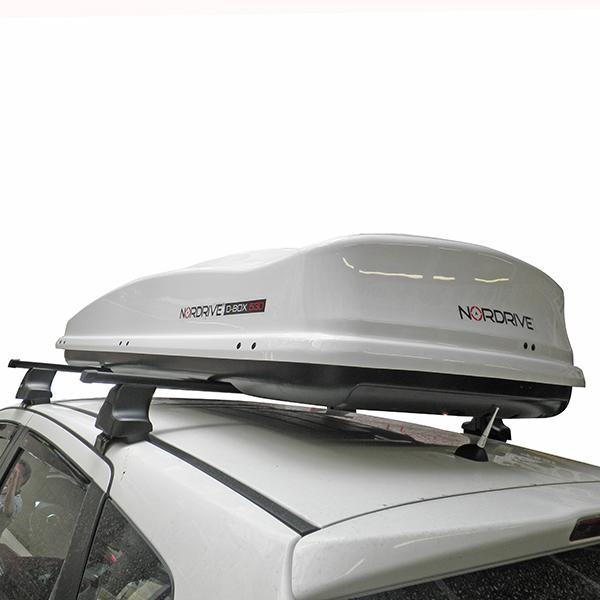 Kit Μπάρες - Πόδια - Μπαγκαζιέρα Nordrive D-Box 530 530lt N60023 για NISSAN QASHQAI '13 1