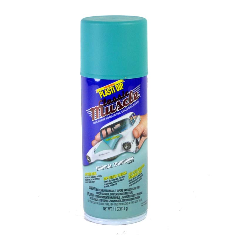 Plasti dip spray σε χρωμα Tropical Turquoise