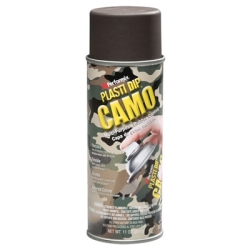 plasti dip spray σε χρωμα Camo brown